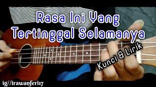 No Exit - Pergi (Kunci&Lirik) Rasa Ini Yang Tertinggal | Ukulele by Feri Yt Official