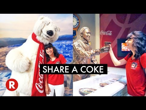 Explore The World Of Coca-Cola Museum // Atlanta, GA
