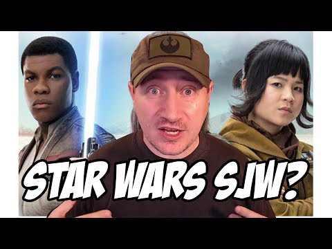SJW's in Star Wars TLJ | An Open Letter to John Campea
