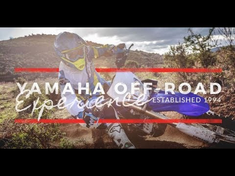 Yamaha Off Road Experience - Plus Day - Aerial Views