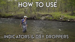 Indicators & Dry Droppers