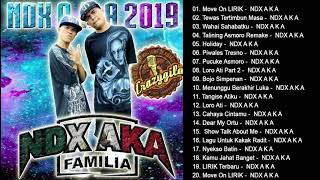 Download lagu BEST 20 Lagu NDX A K A Familia Terpopuler Full Album