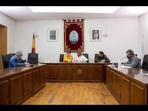 Pleno en Ribadavia con la nueva corporación
