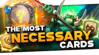 The Most Necessary Legendary Cards in Ashes of Outland | Hearthstone Wild and Standard Guide