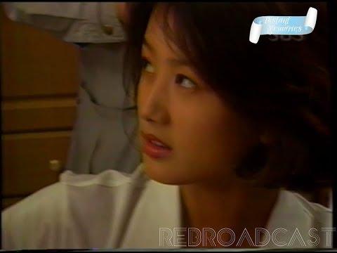 심은하(Eun-ha Shim)- 『1995年 ※TV 특선영화로 본 적이 있는..【아찌 아빠 촬영현장】』