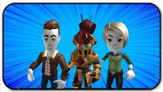 Roblox Rthro (Anthro) First Look 1 - City Life Man, City Life Woman, Knight Of Redcliff: Paladin