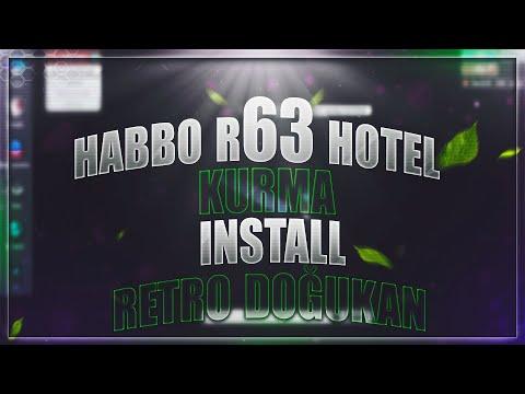 Habbo Hotel Eski Sürüm (r63a) Kurulumu - R63a Habbo Hotel How To Install
