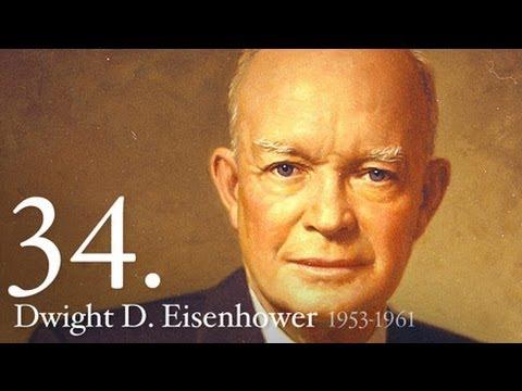 an analysis of dwight eisenhowers speech to america