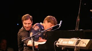 """Boogie Stomp"" - Baldori and Migliazza - 4 Handed Piano"