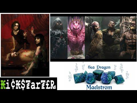 Kickstarter January 2020 Update 2   RPGs, Board, Card, War, and Skirmish games and stuff    Campaign