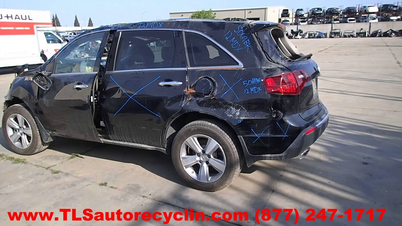 maxresdefault 2012 acura mdx parts for sale save up to 60% youtube Ford Fusion Trailer Wiring Harness at virtualis.co
