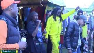 KING SHILOH & FRIENDS - smoke di weed- red eyes full of dub 5 @ cannabis libertaion day \ 17-06-2012