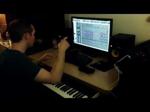Recording Zelda music