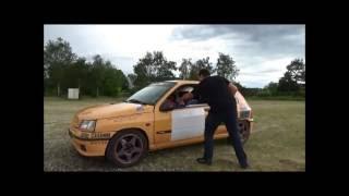 Présentation Rallye des Vins de Chinon et du Véron 2016