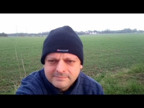 098 Walking VLOG Planning My Long Distance Walk & Fitness Training