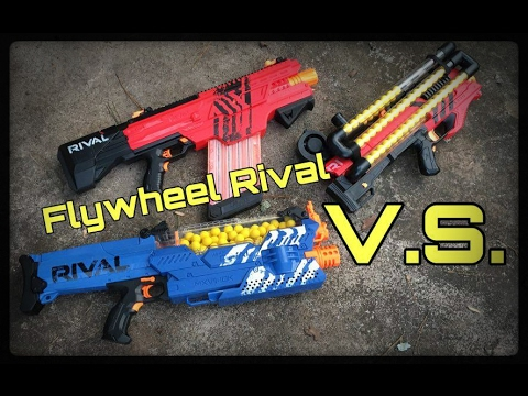 The Rival Rant Nemesis Vs Khaos Vs Zeus Best Rival Flywheel