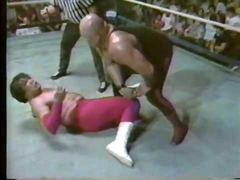 California Championship Wrestling September 3rd 1986