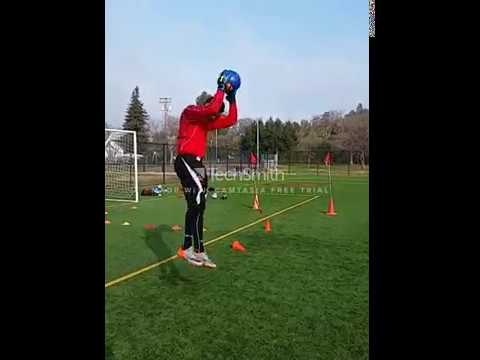 Rinat Goalkeeper Gloves (Marketing Project)