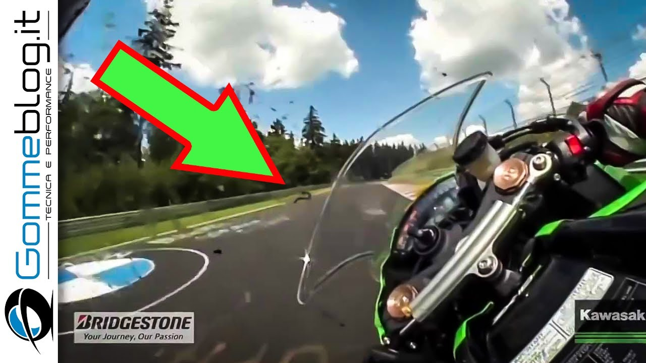 Nürburgring Record Kawasaki Ninja Zx10r Top Sd At The Nurburgring