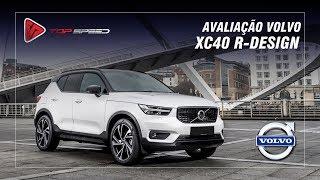 Avaliação Volvo Xc40 R-Design | Top Speed