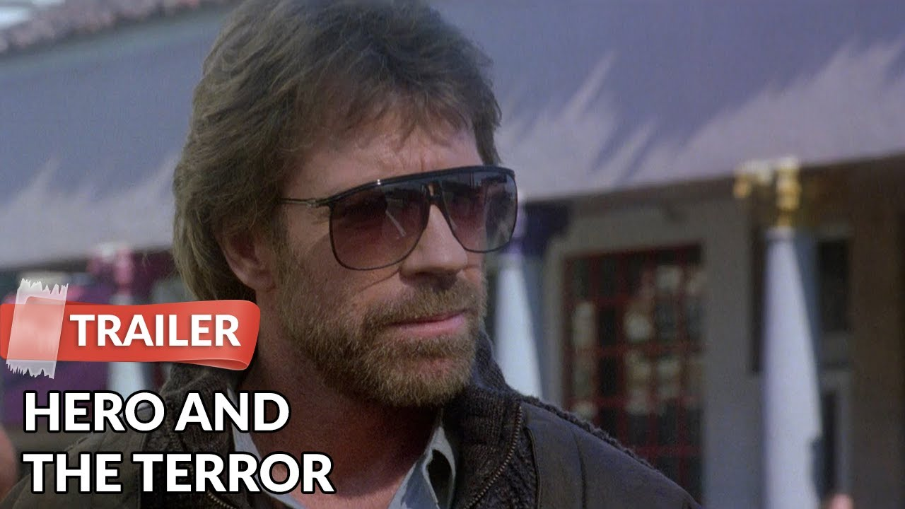 Download Hero and the Terror 1988 Trailer   Chuck Norris