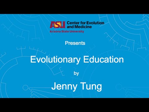 Evolutionary Education | Jenny Tung