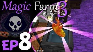 Thaumcraft Beginnings | Magic Farm 3 Harvest | Ep.8