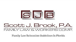 Family Law Relocation Guidelines In Florida