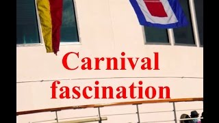 Carnival Fascination to the Bahamas 3/21/2013