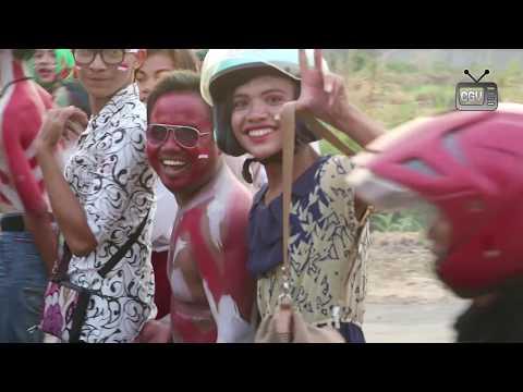 """""""Tunggu aja ya Filmnya :v"""" Nonton Karnaval Di Kecamatan Klego Dulu"""