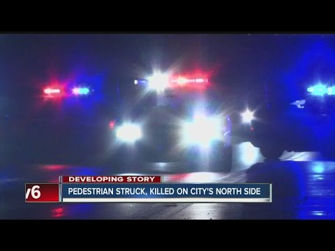 Woman struck and killed on Indianapolis