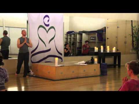 Rāja Yoga with Paul Benedict, Yoga Sanctuary Las Vegas