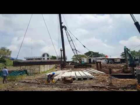 Mega Proyek Terminal Terpadu Kota Depok mulai dikerjakan 13 April 2017