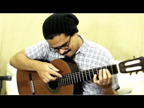 [Danilo Oliveira] Saudade (Violão Samuel Carvalho 2007 DT) Solo Fingerstyle Brasil