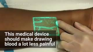 VeinViewer - Current Science Invention