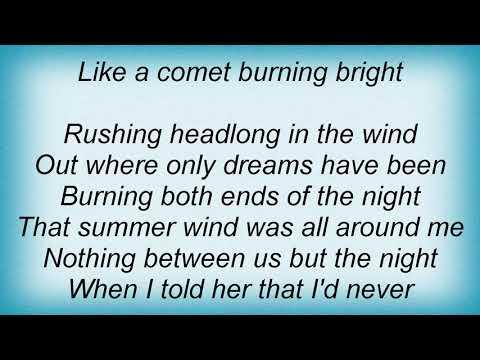 Garth Brooks - That Summer Lyrics