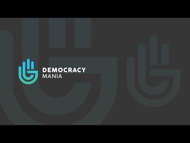 Democracy Mania  - Dă voce democrației!