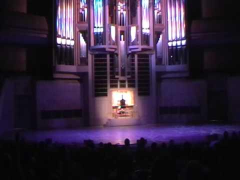 "Moscow, ""House of the Music - Svetlanov Hall"" - Marco Lo Muscio Plays: Caccini: ""Ave Maria"""