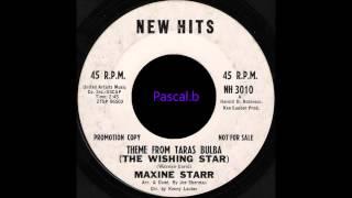 Maxine Starr - Theme from Taras Bulba (the wishing star)