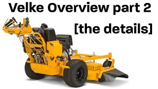 Velke Overview Part 2: In-Depth Details with Wright Mowers Engineer