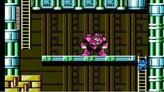 Mega Man 5 ( Türkçe ) bölüm 6: Guts man'nin metalci büyük ablası