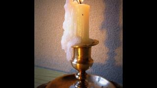 О свечах. Слезы свечи. Гадания.