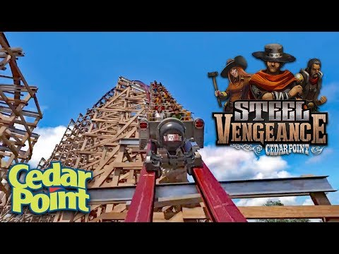 RMC Mean Streak Is Now Steel Vengeance. New 2018 Coaster At Cedar Point. My Full Analysis & Review!