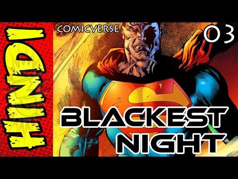 Blackest Night - 3 | Superman Fights | Explained In Hindi | DC Comics In Hindi | #ComicVerse