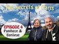 The secrets of Paris – Episode 4: A pendulum, a surprise visit in the Banlieue and an Alsatian dish