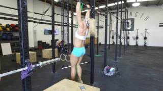 Learn the Bar Muscle Up Movement Breakdown. CFK