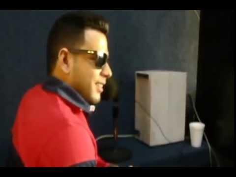 Sergio Adolfo @rrobo Dj entrevista con Tito el Bambino Visitando la  Grande 99.3