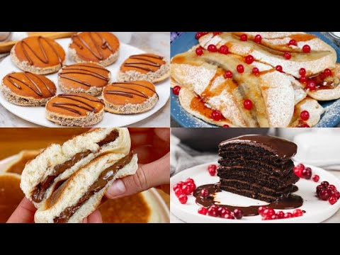 5 delicious ideas to make great pancakes