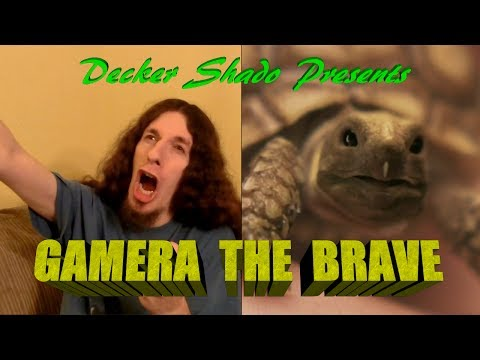 Gamera The Brave Review by Decker Shado