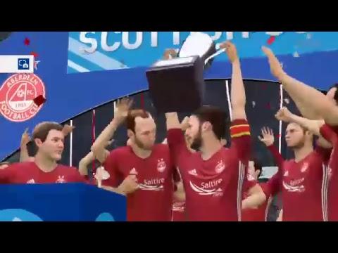 FIFA 18 Aberdeen Football Club #14